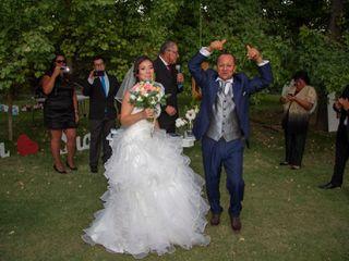 El matrimonio de Yasna  y Angelo  1