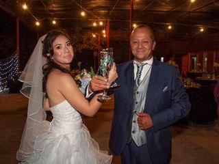 El matrimonio de Yasna  y Angelo