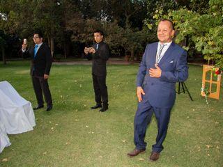 El matrimonio de Yasna  y Angelo  3