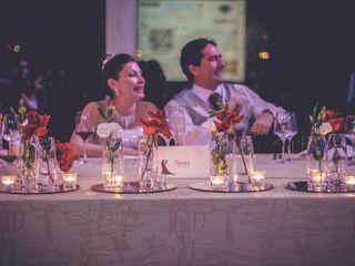 El matrimonio de Lilian y Oscar 3