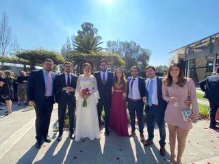 El matrimonio de Carol y Tomas