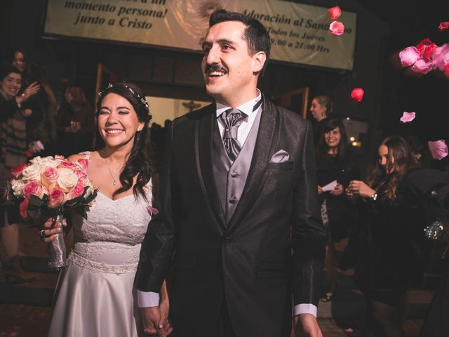 El matrimonio de Cindy y Luis