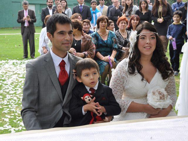 El matrimonio de Jacqueline y Daniel