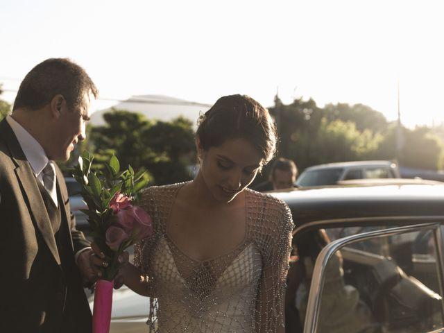 El matrimonio de Felipe y Paulina en Paine, Maipo 22
