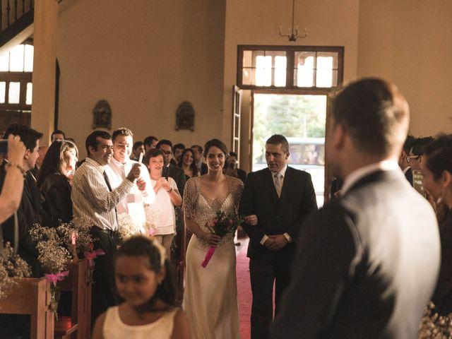 El matrimonio de Felipe y Paulina en Paine, Maipo 23