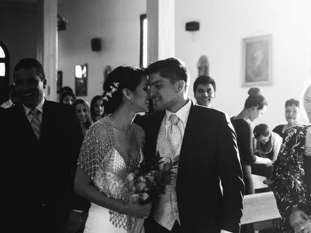 El matrimonio de Felipe y Paulina en Paine, Maipo 24
