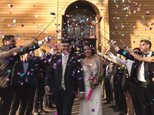El matrimonio de Felipe y Paulina en Paine, Maipo 25