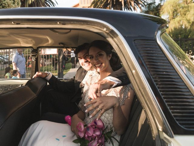 El matrimonio de Felipe y Paulina en Paine, Maipo 26