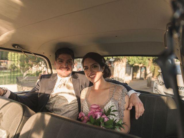 El matrimonio de Felipe y Paulina en Paine, Maipo 27