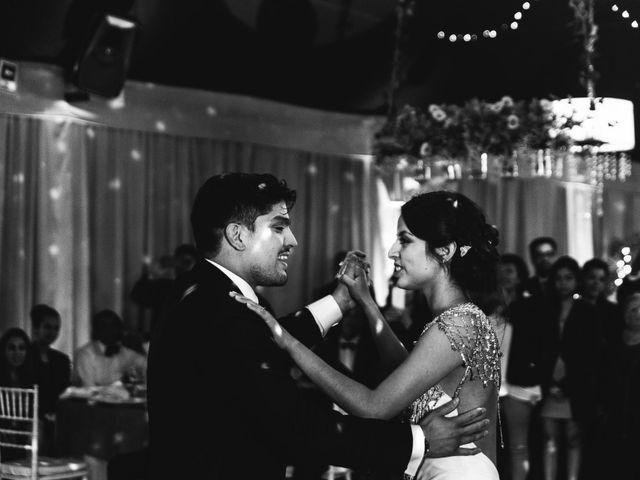 El matrimonio de Felipe y Paulina en Paine, Maipo 54