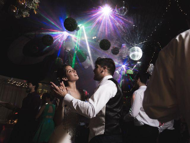 El matrimonio de Felipe y Paulina en Paine, Maipo 1