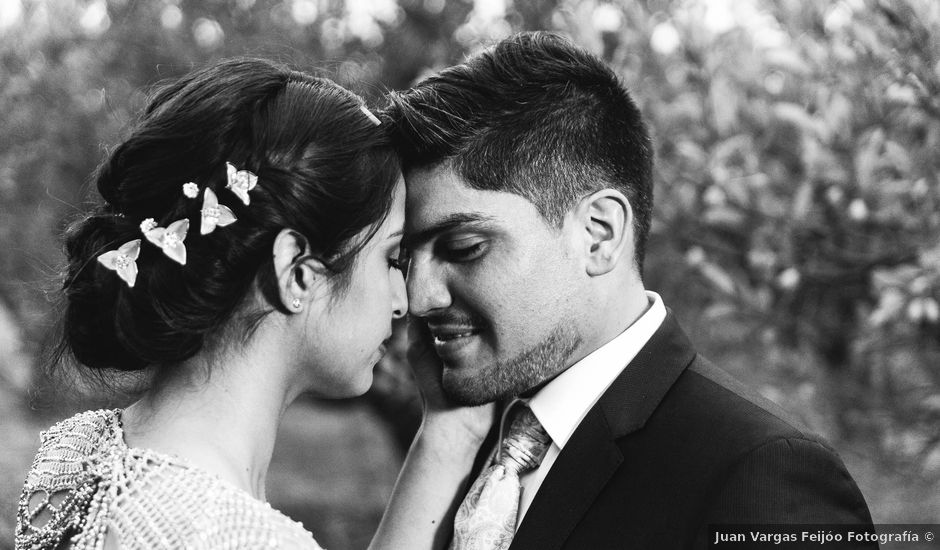 El matrimonio de Felipe y Paulina en Paine, Maipo