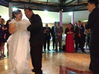 El matrimonio de Raquel y Cristian 3