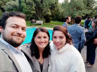 El matrimonio de Marcela Silva  y Gastón  1