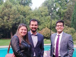 El matrimonio de Marcela Silva  y Gastón  2