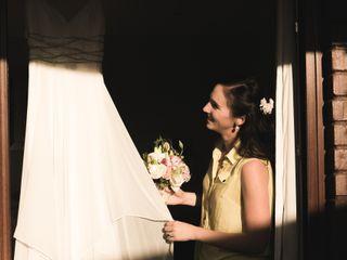 El matrimonio de Bita y Antonio 3
