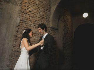 El matrimonio de Bita y Antonio