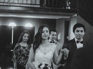 El matrimonio de Daniela y Matías 1