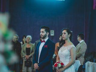 El matrimonio de Daniela y Matías 2
