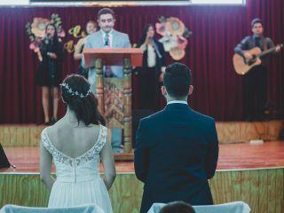 El matrimonio de Daniela y Matías 3