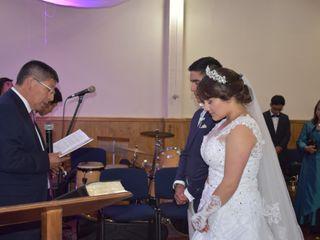 El matrimonio de Nattaly  y Marcelo 2
