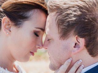 El matrimonio de Constanza y Nicolas