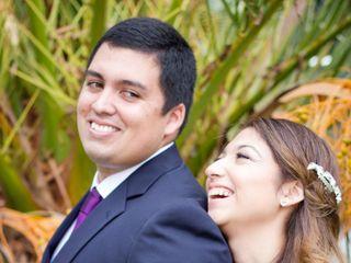 El matrimonio de Ingried y Nicolás