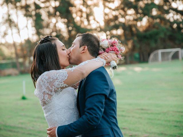 El matrimonio de Elizabeth y Benjamin
