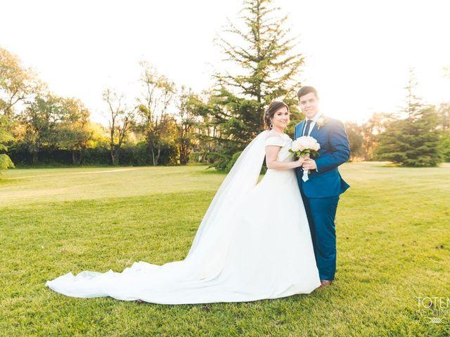 El matrimonio de Daniela  y Rafael