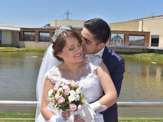 El matrimonio de Nattaly  y Marcelo