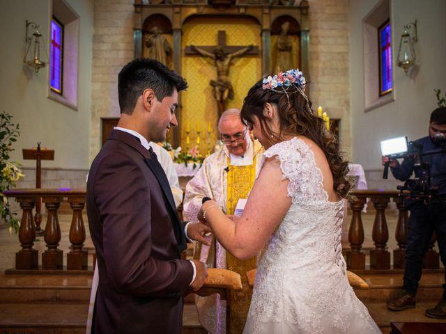 El matrimonio de Sebastián y Vanessa en Graneros, Cachapoal 11