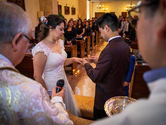 El matrimonio de Sebastián y Vanessa en Graneros, Cachapoal 12