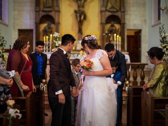 El matrimonio de Sebastián y Vanessa en Graneros, Cachapoal 14