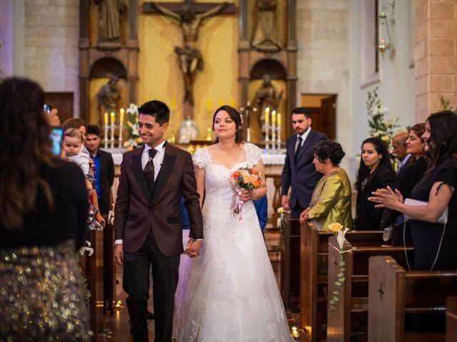 El matrimonio de Sebastián y Vanessa en Graneros, Cachapoal 15
