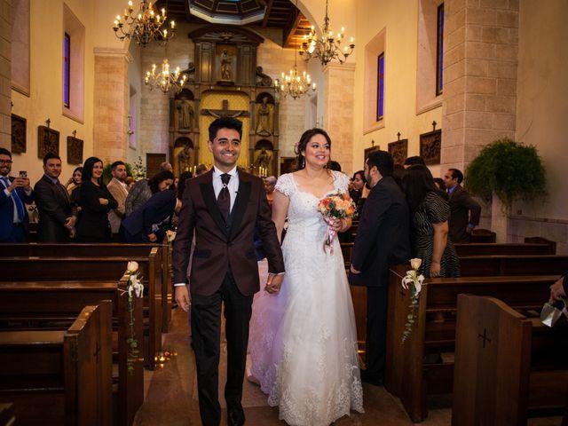 El matrimonio de Sebastián y Vanessa en Graneros, Cachapoal 16