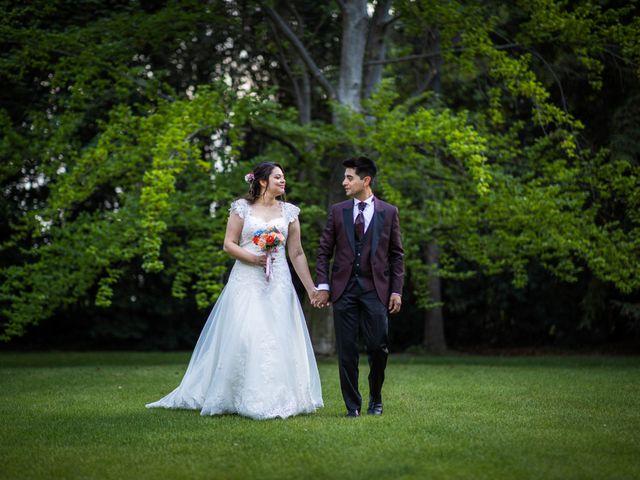 El matrimonio de Sebastián y Vanessa en Graneros, Cachapoal 17