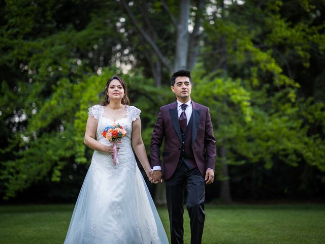 El matrimonio de Sebastián y Vanessa en Graneros, Cachapoal 18