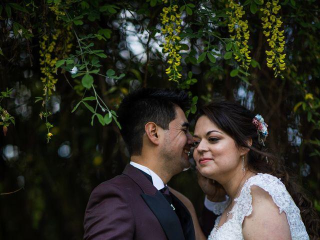 El matrimonio de Sebastián y Vanessa en Graneros, Cachapoal 19
