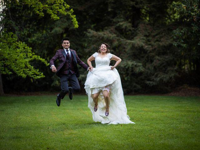 El matrimonio de Sebastián y Vanessa en Graneros, Cachapoal 20