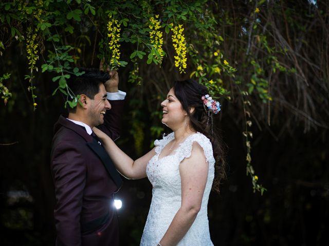El matrimonio de Sebastián y Vanessa en Graneros, Cachapoal 23