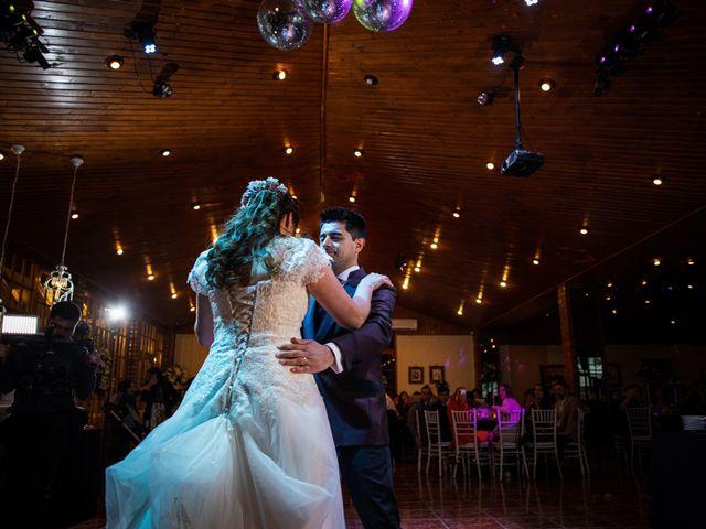 El matrimonio de Sebastián y Vanessa en Graneros, Cachapoal 25