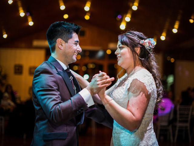 El matrimonio de Sebastián y Vanessa en Graneros, Cachapoal 26