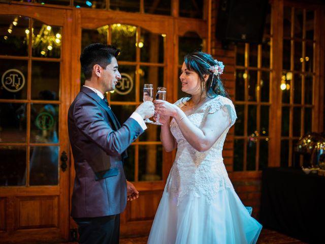 El matrimonio de Sebastián y Vanessa en Graneros, Cachapoal 29