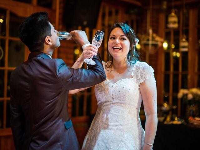 El matrimonio de Sebastián y Vanessa en Graneros, Cachapoal 30