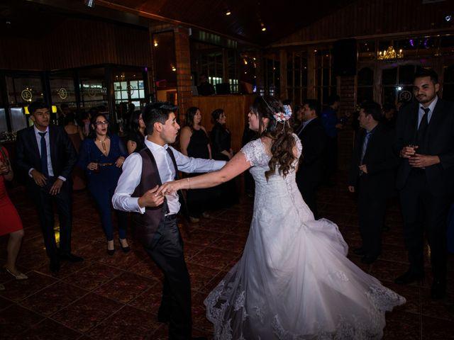 El matrimonio de Sebastián y Vanessa en Graneros, Cachapoal 37