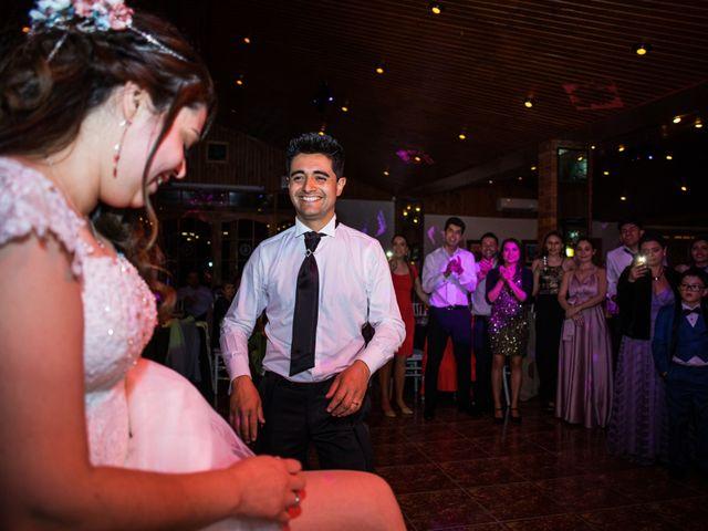 El matrimonio de Sebastián y Vanessa en Graneros, Cachapoal 43
