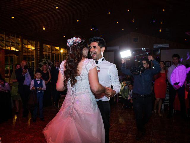 El matrimonio de Sebastián y Vanessa en Graneros, Cachapoal 44