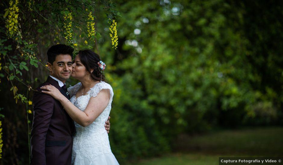 El matrimonio de Sebastián y Vanessa en Graneros, Cachapoal