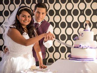 El matrimonio de Amada y Cristian