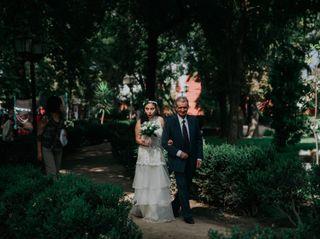 El matrimonio de Barbara y Rene 1